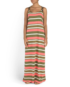 Maxi Dress Cover-Up
