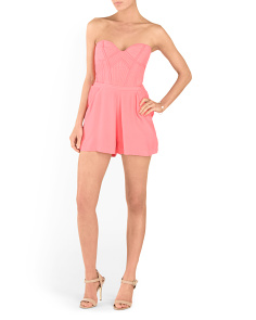 Silk Sutton Romper