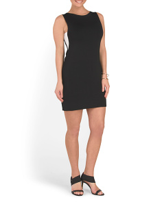 Side Band Cut Out Dress