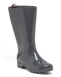 Basic Jelly Rain Boot