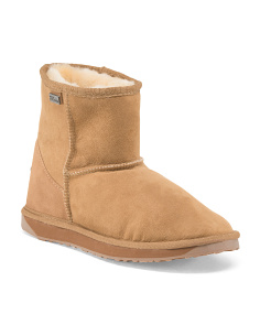 Made In Australia Low Shearling Boot
