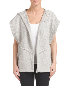 Rehearsal Boucle Vest