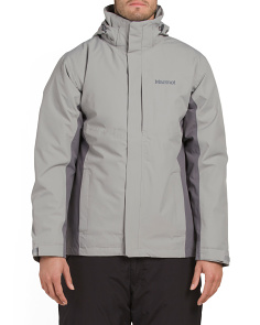 3 In 1 Newport Component Jacket