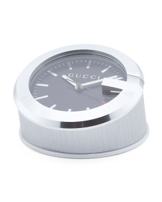 Swiss Made Table Clock