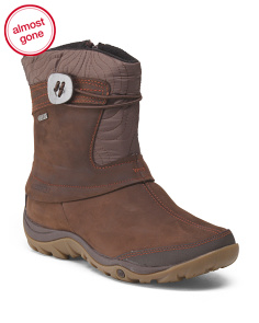 Dewbrook Waterproof Zip Bootie