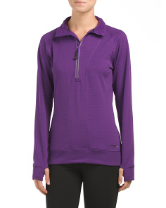 Ecolator Fleece Base Layer Top