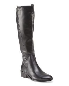High Shaft Zip Boot