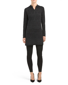 Double Knit Jacquard Pullover