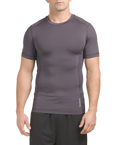 Core Short Sleeve Compresion Top