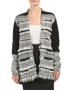 The Canyon Cardigan