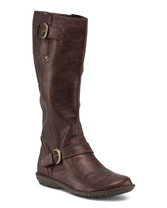 Bernice High Shaft Boots