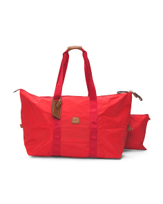 X-Bag Folding Duffel