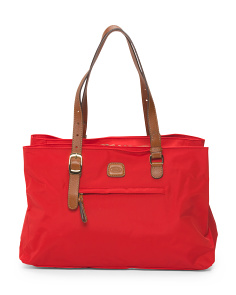 X-Bag Large Shopper Tote