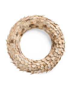28in Birch Wreath