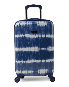 21in Tie Dye Hardside Twister Carry-On