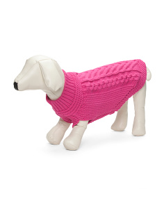 Manuel Dog Sweater