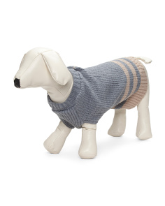 Carmine Dog Sweater