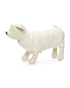 Fiona Dog Sweater