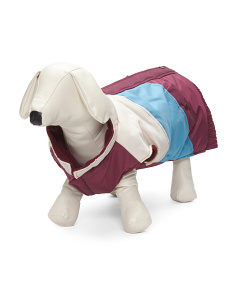 Perry Dog Jacket