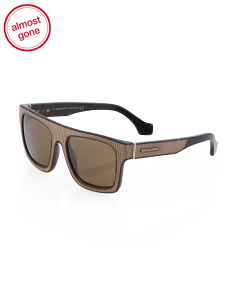 Made In Italy D Frame Sunglasses