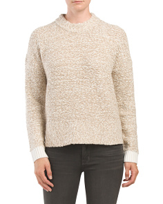 Wool Blend Rue Pullover Sweater