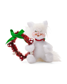 3in Mischievous Kitty Ornament