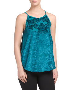 Velvet Burnout Swing Tank
