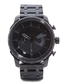 Men's Stronghold Chronograph Bracelet Watch