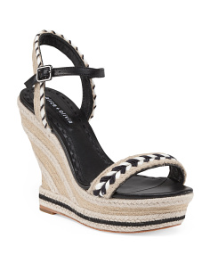 Janaya Braided Wedge