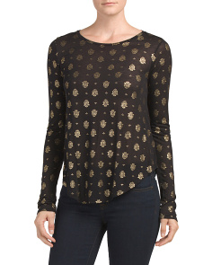 Varaza Long Sleeve Top