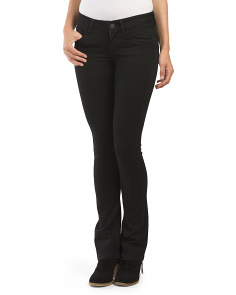 Juniors Skinny Boot Cut Pant