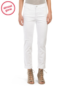 Made In USA Sylvia Relaxed Boyfriend Jean