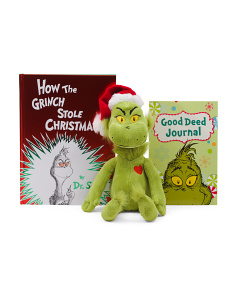 How The Grinch Stole Christmas Set