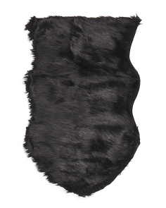 Faux Sheep Skin Area Rug