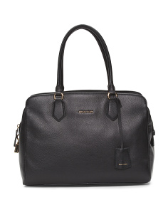 Dorset Large Leather Satchel
