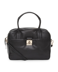 Tartine Leather Satchel
