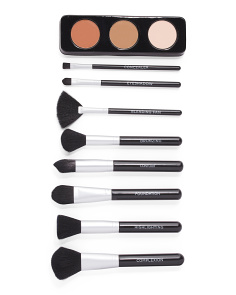 Glowing Contour Palette And Brush Set