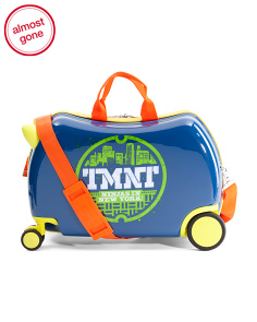 TMNT Cruizer Graphic Suitcase