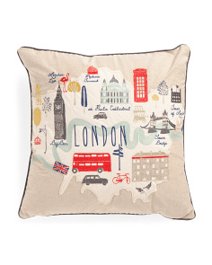 20x20 London Pillow