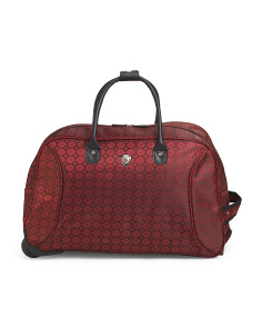 Empire II Extra Durable Rolling Duffel