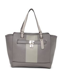 Robinson East West Satchel