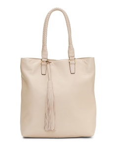 Roann Leather Tote