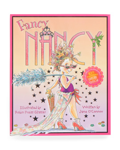 Fancy Nancy 10th Anniversary Edition Book