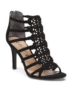 Soria Caged Dress Heels