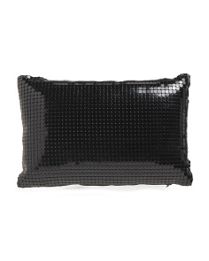 12x18 All Over Metal Mesh Pillow