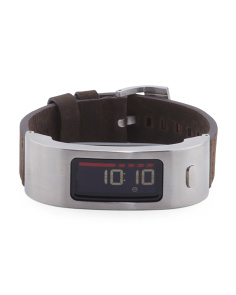 Vivofit 2 Activity Tracker Leather Strap Bundle