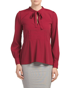 Sonia Tie Neck Top