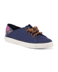 Seacoast Isle Canvas Shoes