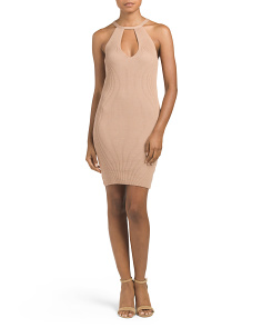 Juniors Made In USA Bodycon Dress