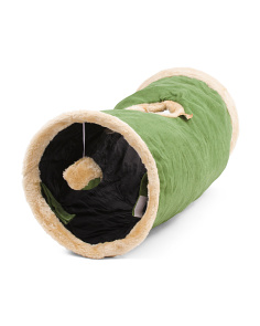 Collapsible Cat Tunnel And Toy